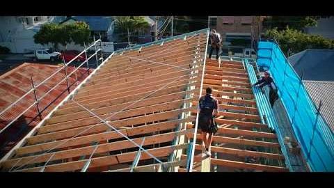 Watch Video : Metal Roofing Brisbane | Rosalie | Ozroofworks