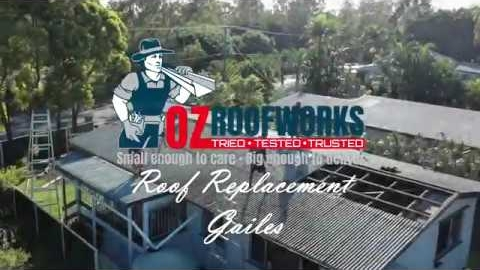 Watch Video : Roofing Ipswich | Roof Replacement | Ozroofworks