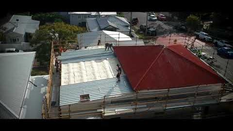 Watch Video : Roofing Project Auchenflower Brisbane | Ozroofworks