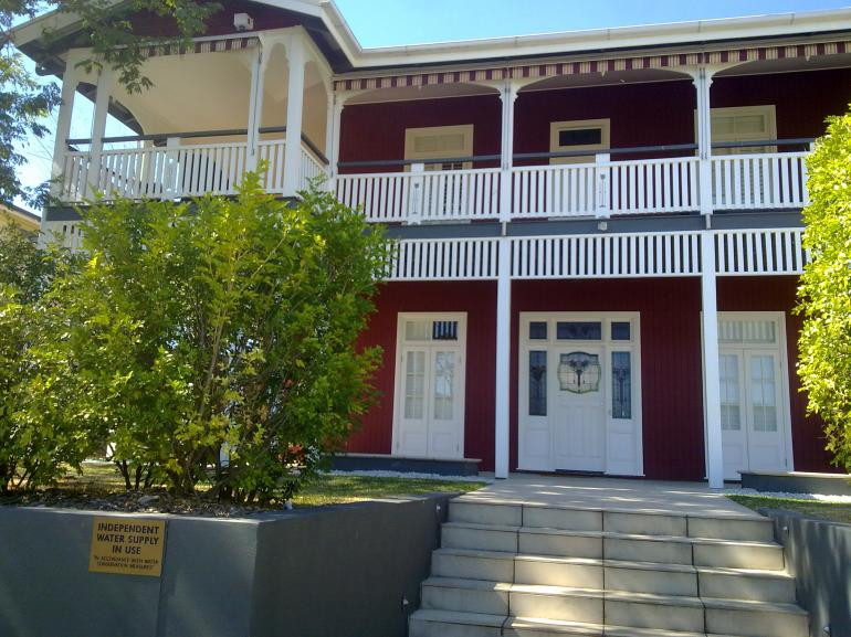 View Photo: Bulimba external house repaint