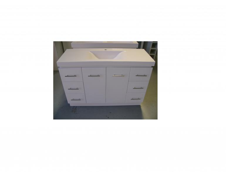 View Photo: Lincoln 1200 Single Basin Vanity