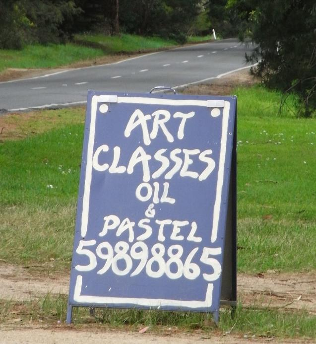 Read Article: Art Classes