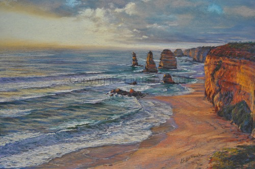 Golden Coast - The Twelve Apostles