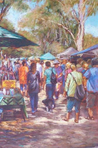 View Photo: Market Day - Warrandyte