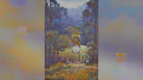 Watch Video : Pastel Art Prints - Landscapes