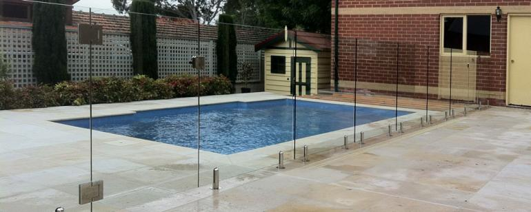 View Photo: Stylish Frameless Pool Fencing