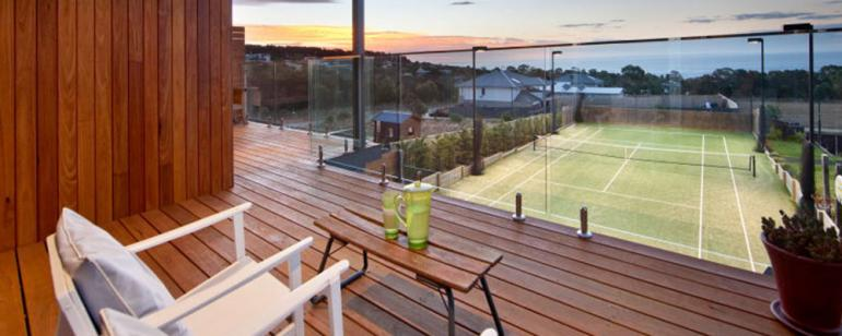 View Photo: Tennis Court with a View!