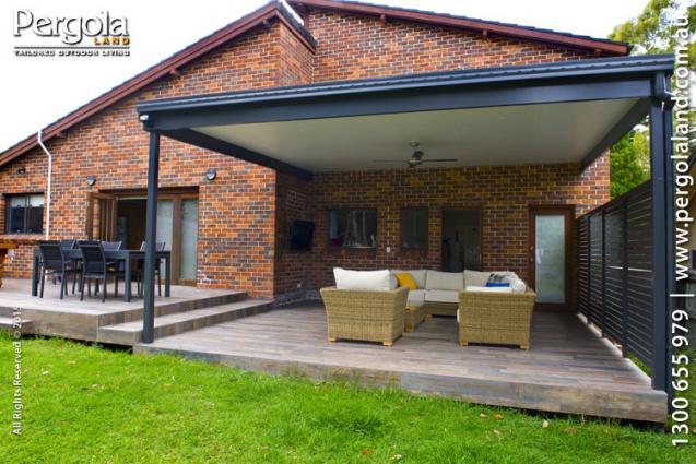 View Photo: Verandah Exterior Floor & Pergola - Belrose