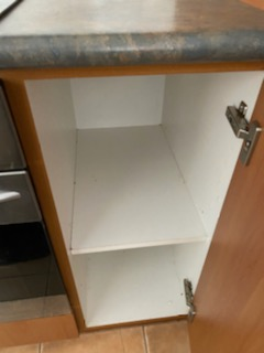 View Photo: Inside cupboards cleaning