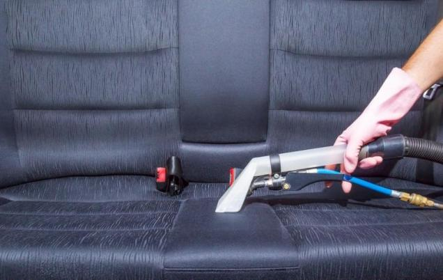 View Photo: Upholstery cleaning