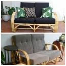 View Photo: Reupholstered Outdoor Lounge
