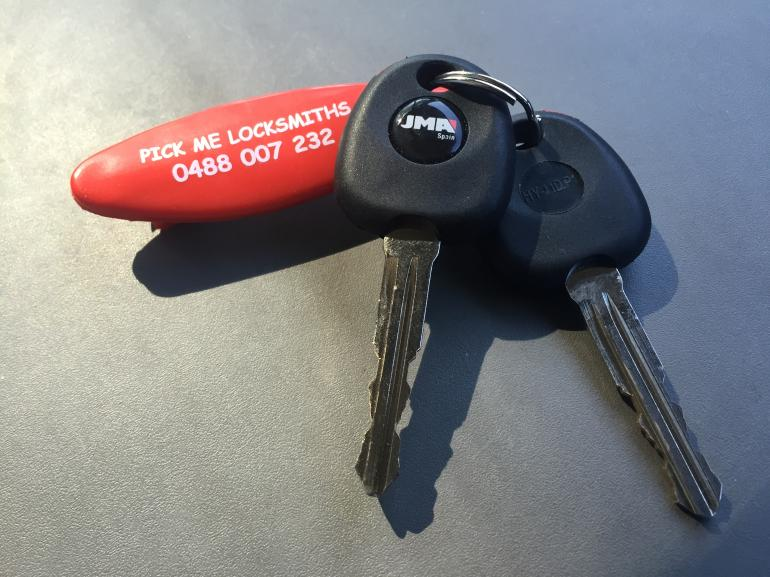 View Photo: Pick Me Car Keys