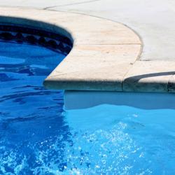 View Photo: Ivory Travertine - Pool Coping