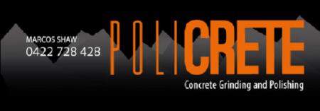 Policrete Concrete Grinding and Polishing