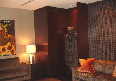 View Photo: Dark Luxurious Interior Space
