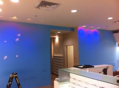 View Photo: Commercial shop painting