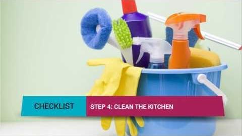 Watch Video: Bond Cleaning Brisbane Checklist