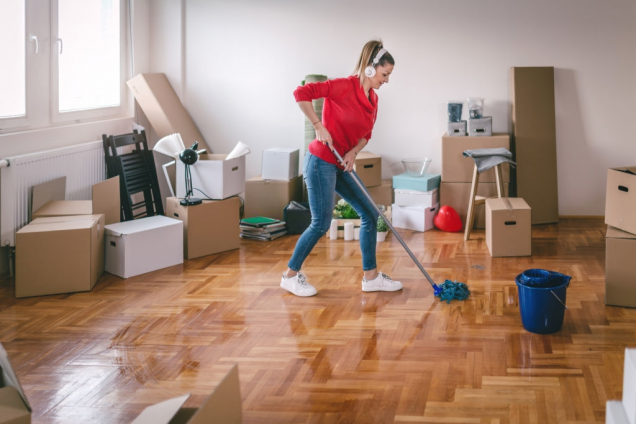 Why a professional carpet cleaner is the best option at the time of move out