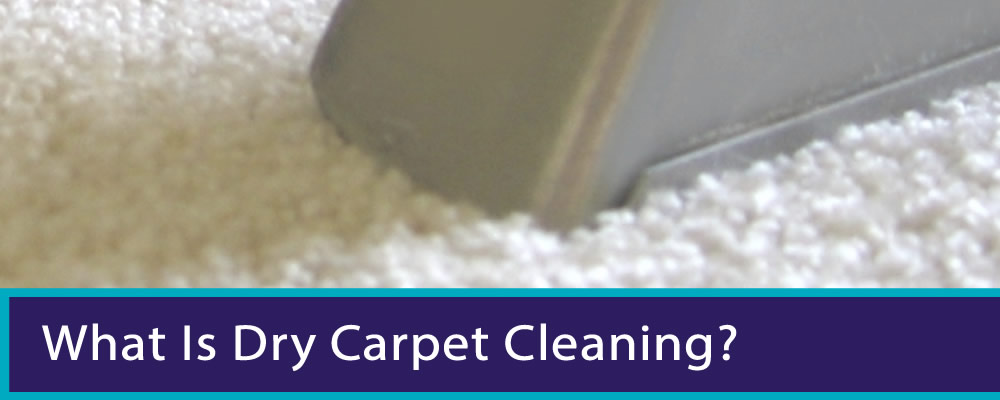 View Photo: What is dry carpet cleaning