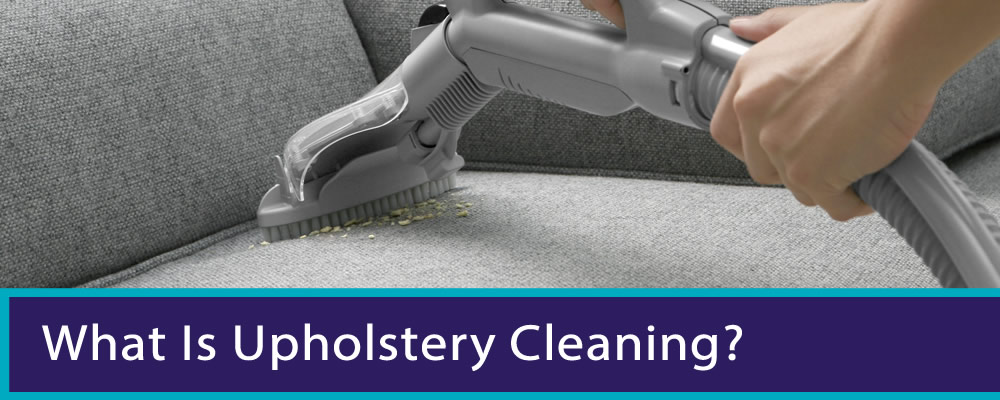 View Photo: What is upholstery cleaning
