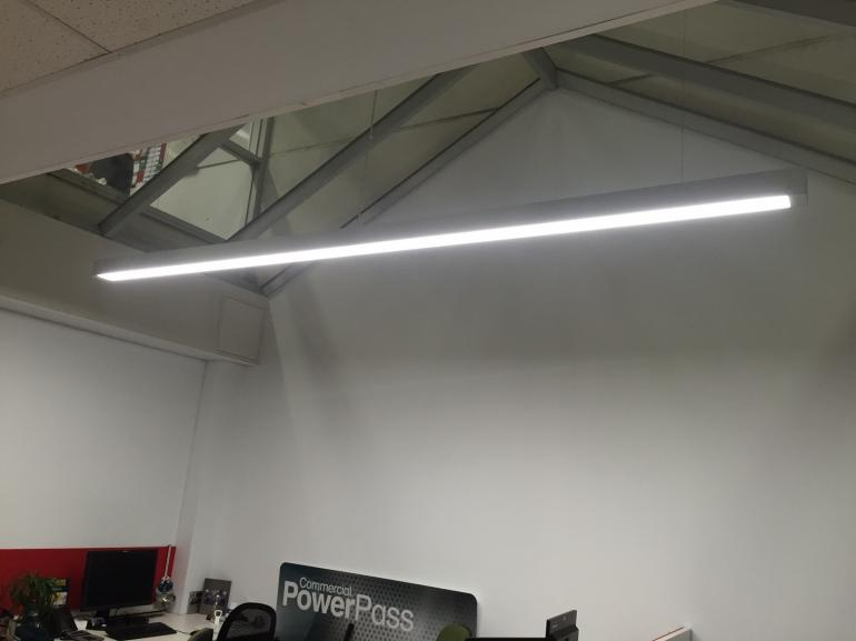 View Photo: Bunnings Head Office Install
