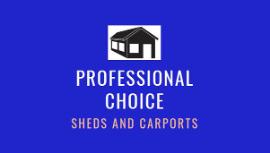 Professional Choice Sheds