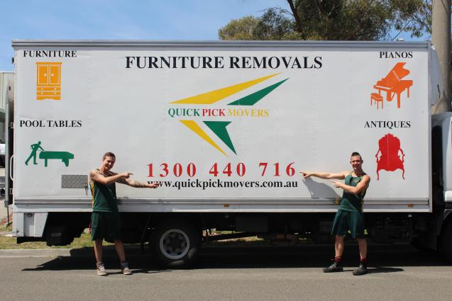 Read Article: Furniture Removals Burwood to Fitzroy