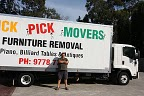 View Photo: Our Removals Truck