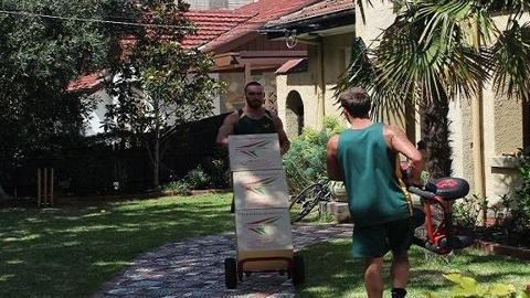 Watch Video : House move in St Kilda