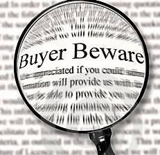 View Photo: Buyer Beware!