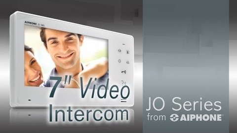 Watch Video: Aiphone JO Series - Introductory Video