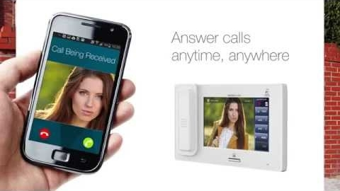Watch Video: Aiphone JP video Intercom
