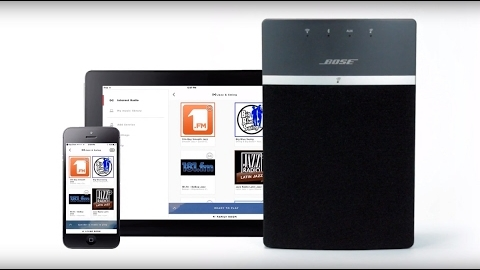 Watch Video: Bose SoundTouch Controller App - Overview