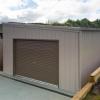 4.5m x 6.0m x 2.4-2.8m skillion shed