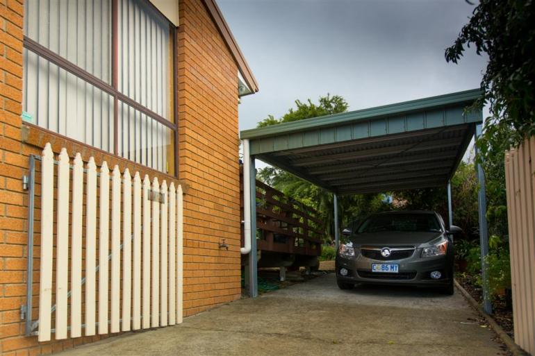 View Photo: 6.0m x 3.0m x 2.4-2.9m skillion carport