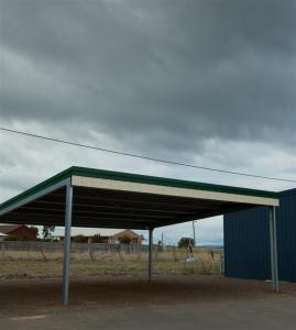 View Photo: 6.0m x 6.0m x 2.4 - 2.9m skillion carport