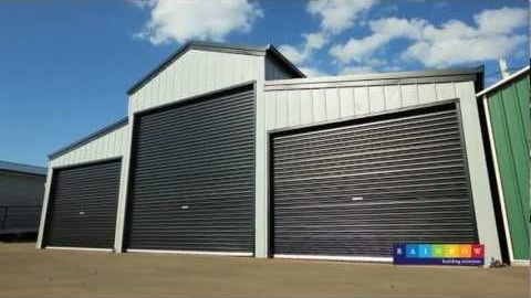 Watch Video: Garages & Sheds feature video