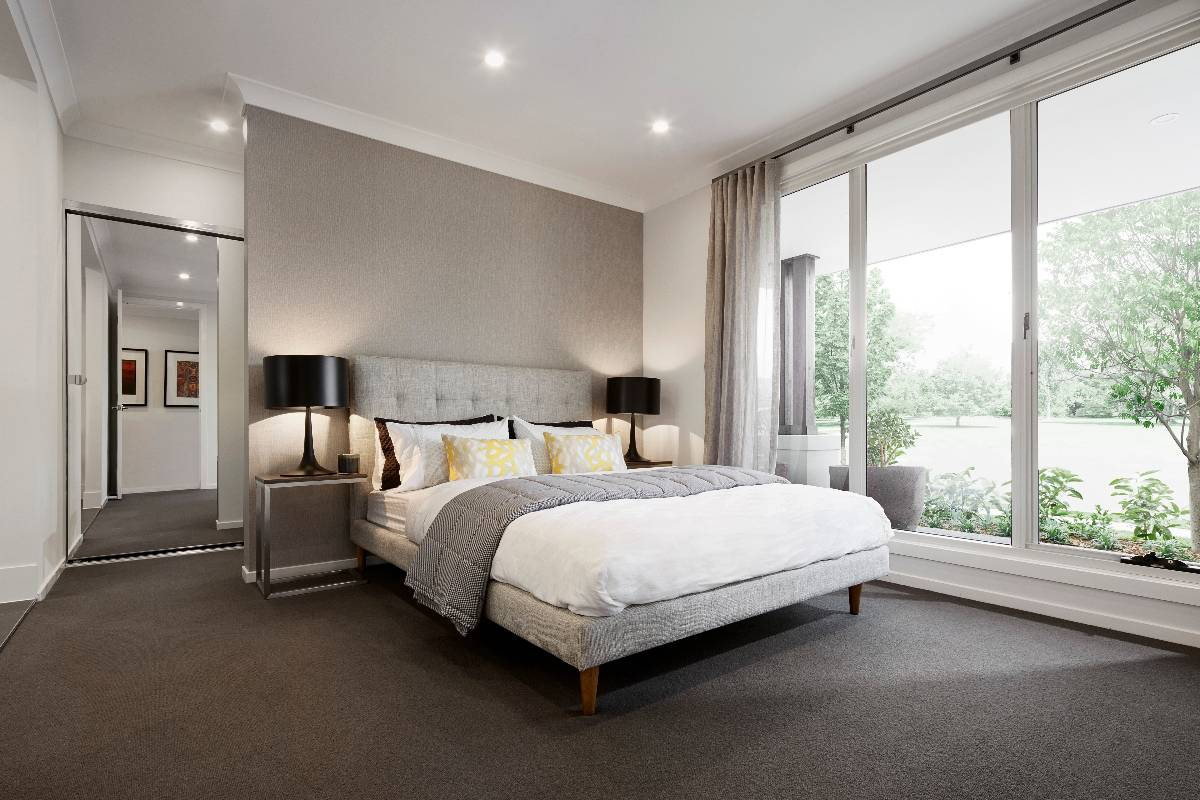 View Photo: Main bedroom