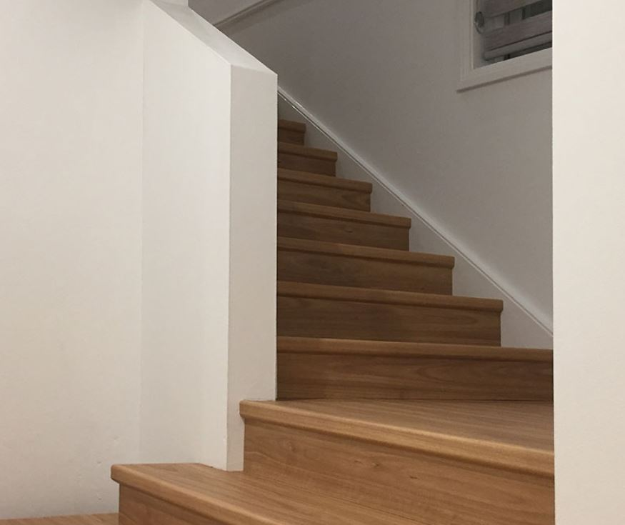 View Photo: Staircase after photo