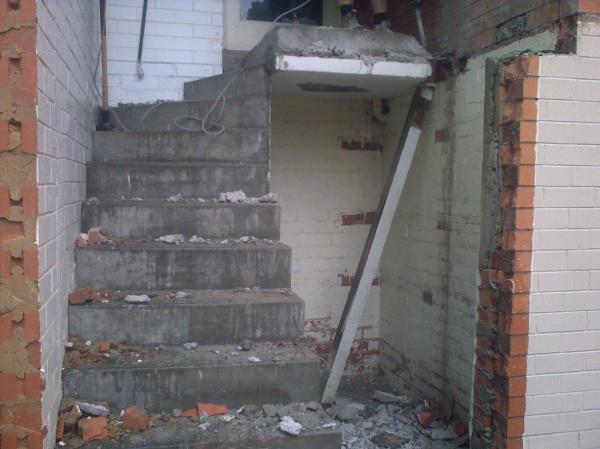 View Photo: Partial Demolition