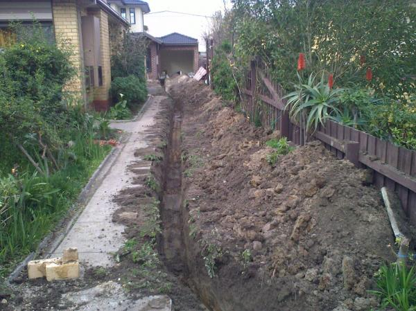 View Photo: Trench