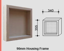 Single Compartment Square Niche for NSW & VIC Homes