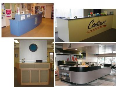 View Photo: Reception Counters