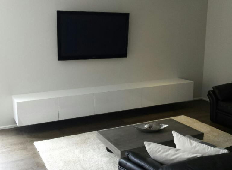View Photo: Wall hung TV Unit