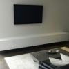 Wall hung TV Unit