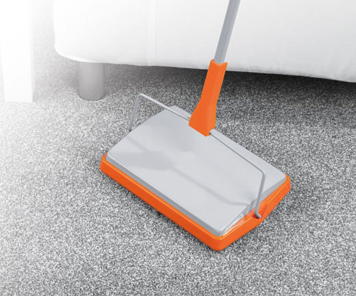 Read Article: Some Non-Toxic Carpet Cleaning Tips
