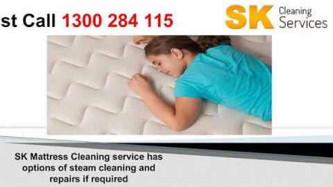 Watch Video: Same Day Mattress Steam Cleaning