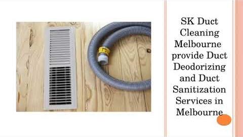 Watch Video: Vent and Duct Cleaning Services