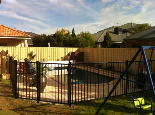 View Photo: Tubular Fencing