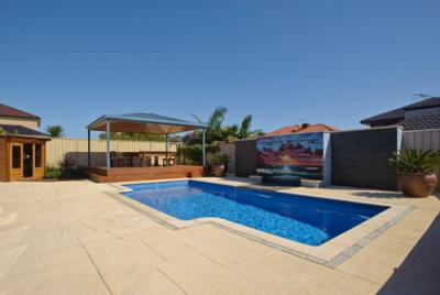 View Photo: Grandeur Compact Fibreglass Pool #2